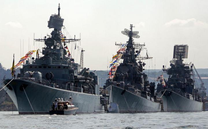 Russian fleet 234