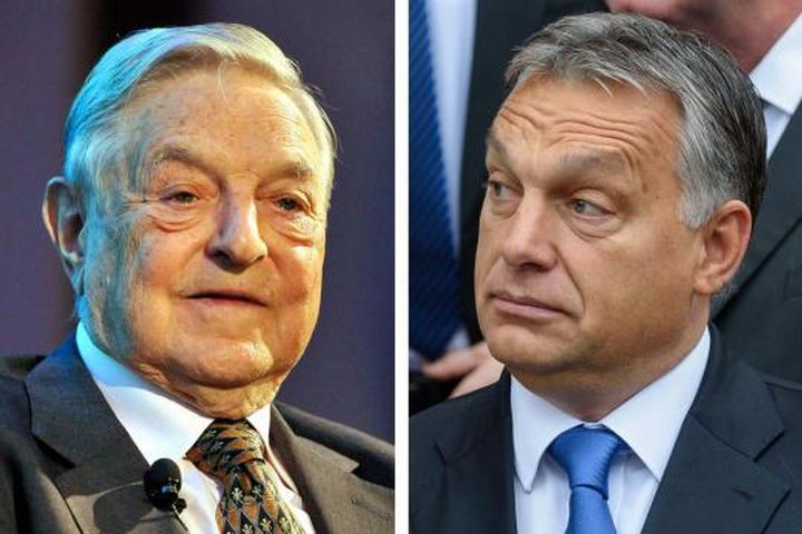 Viktor-Orban-und-George-Soros