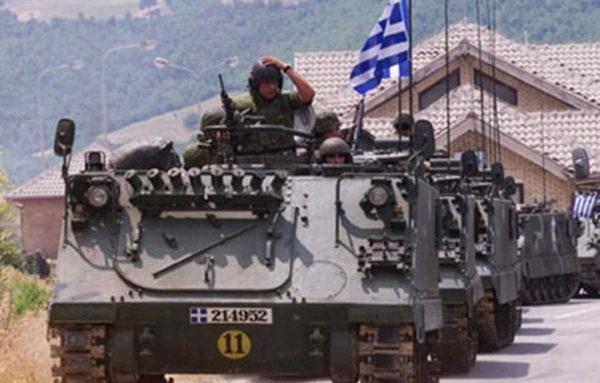ГРЧКА ОТВОРЕНО ПОРУЧИЛА: Спремни смо и да ратујемо са Турском!