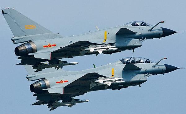 VELIKI RAT NA POMOLU? Tajvan odgovorio na kinesku pretnju! Podignuti borbeni avioni!