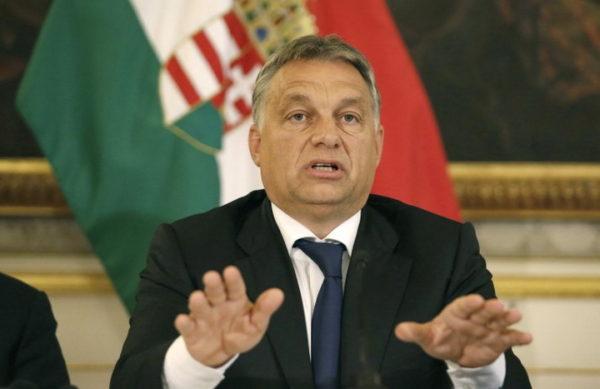 """ОРБАН ЗАДАО ТЕЖАК УДАРАЦ ЗАПАДУ: """"Мађарска је на првом месту, а не ЕУ! Градићемо нови савез у ком ће бити и Србија!"""""""
