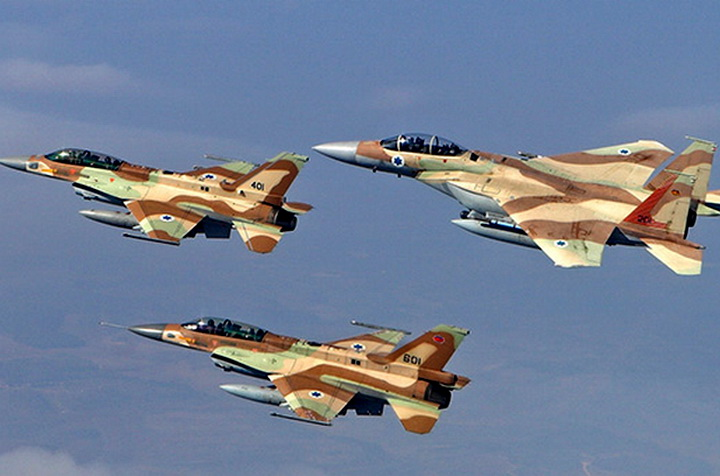 israel air force 456
