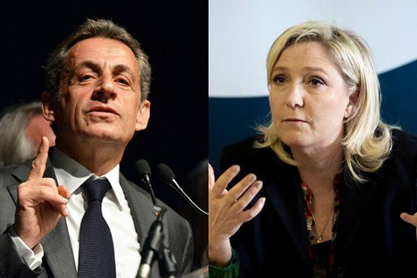 """ŠOKANTNA PREDSEDNIČKA KAMPANJA U FRANCUSKOJ: Sarkozi i Le Pen objavili da će voditi """"rusku politiku""""!"""