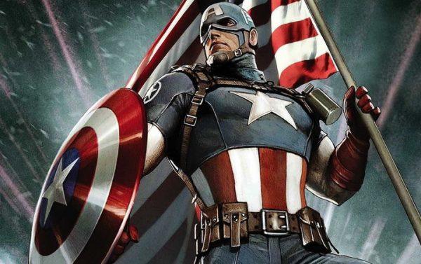 HOLIVUD, ZAPADNE VREDNOSTI i Kapetan Amerika!