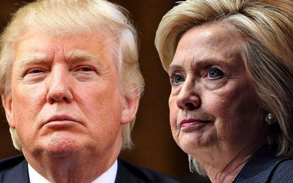 ŽESTOKE PRETNJE između Trampa i Klintonove!