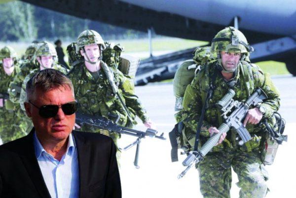 NATO: Kosovo je naše! LAZANSKI: Hoće da završe ono što su počeli bombardovanjem!