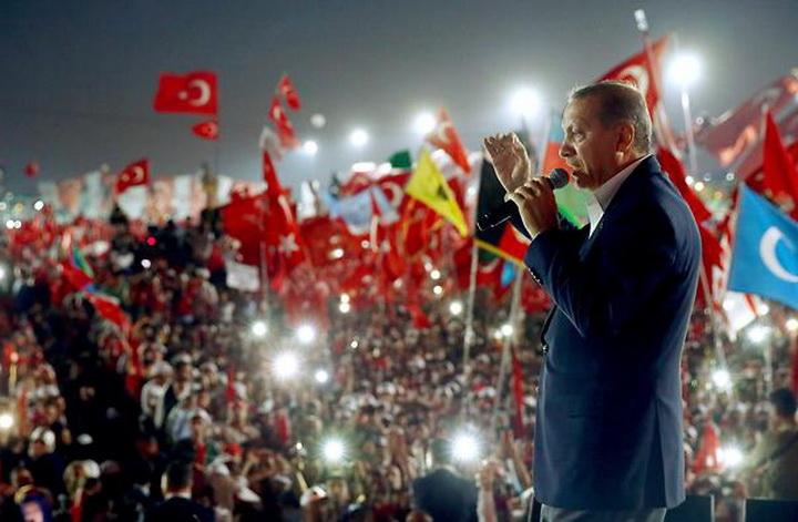 Turkey Miltary Coup