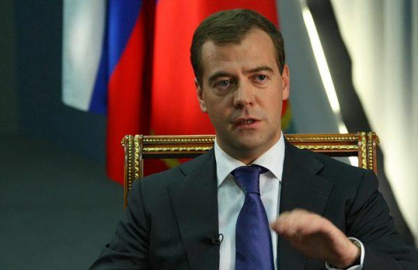MEDVEDEV OPLEO PO OBAMI: Nije ti Rusija banana republika