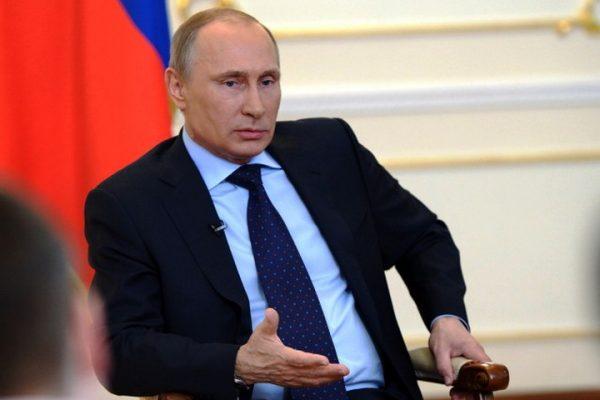 """ПУТИН: """"Ова земља је поуздан партнер Русије!"""""""