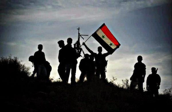 ВЕЛИКА ПОБЕДА! Асадова армија заузела важан град