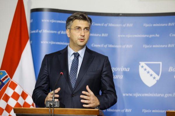 PLENKOVIĆ U UN: Hrvatska traži promenu Dejtonskog sporazuma!