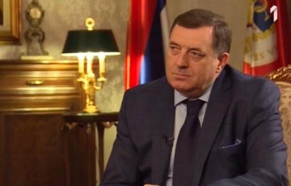 """DODIK IZNENADIO SVE: """"Leđa mi više čuvaju neki zapadnjaci nego Putin"""""""