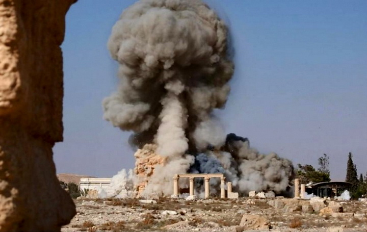 Syria Palmira 453