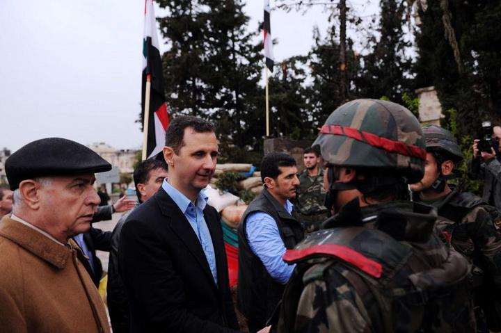 VELIKI PREOKRET U SIRIJI! Ko se sprema da zameni Asada