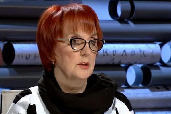 OŠTRA VEDRANA RUDAN: Je*e mi se što se u Parizu srušio toranj, ko plače nad Libijom i ostalim SPALJENIM ZEMLJAMA!