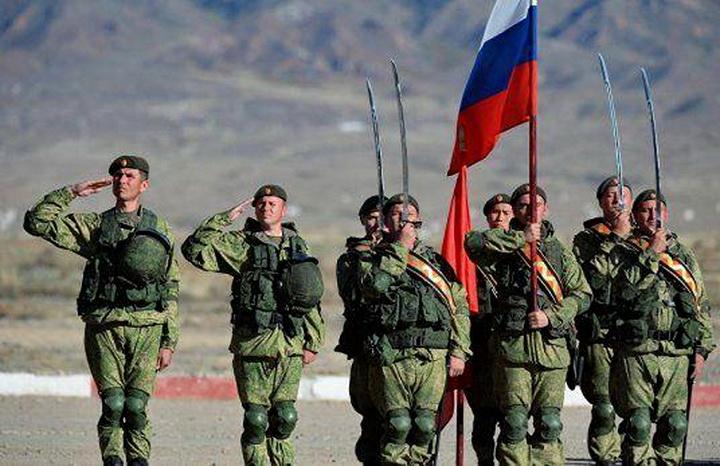 0Eav Russian army base 45