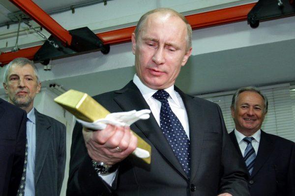 RUSIJA MENJA TAKTIKU: Pored zlata pravi zalihe i…