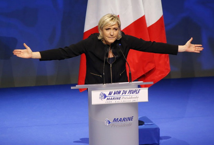 Marin Le Pen t456hz