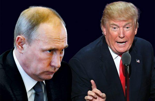 ПОРТПАРОЛ КРЕМЉА: Односи Америке и Русије никад гори!