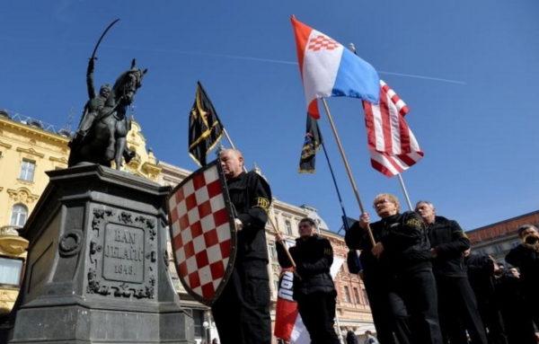 ХРВАТИ ЛИЦЕМЕРИ: Смета им италијански фашизам, а сопствени не виде!