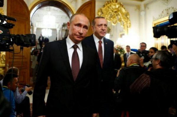 ZAPADNI MEDIJI BRUJE: Šta su se dogovorili Putin i Erdogan?