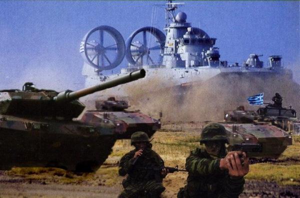 """GRČKA PODIGLA VOJSKU: """"Ako Turska učini još jedan korak, upotrebićemo silu"""""""