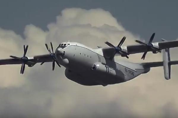 TRAGEDIJA U RUSIJI: Srušio se vojni avion, poginuo član posade!