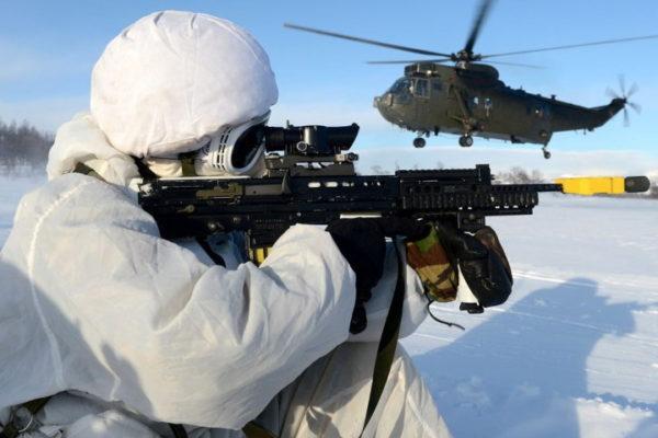 NAPETO NA SEVERNOM POLU! AMERIČKI ADMIRAL UPOZORAVA RUSE: Arktik nije samo vaš!