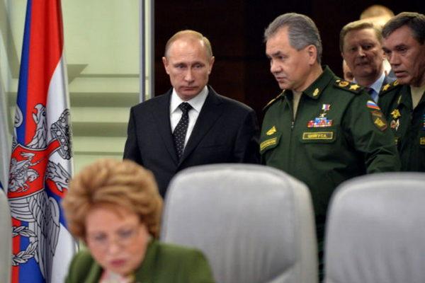 """POSLE FORMIRANJA """"VOJSKE KOSOVA"""", Putin hitno sazvao SAVET BEZBEDNOSTI RUSIJE"""