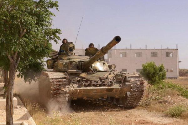 У СИРИЈИ СЕ СПРЕМА ПАКАО: Асад послао војску на Турке