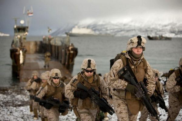 AMERIKA duplira broj vojnika u Norve