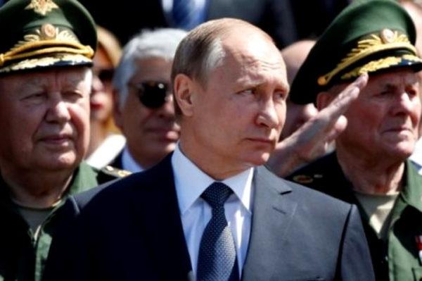 ZAPAD PREKO SVOJIH PULENA ZAPRETIO RUSIJI! Putin dobio uznemirujuću poruku a sve zbog Srbije!