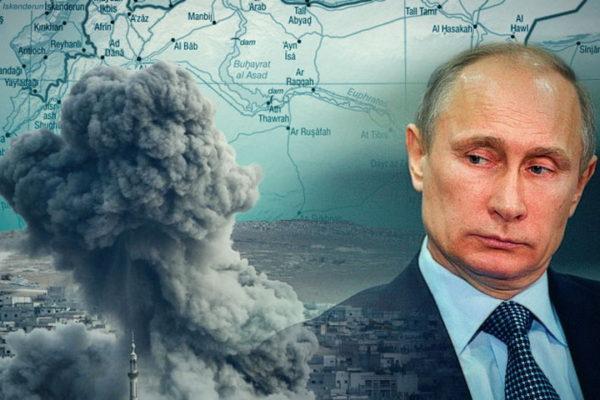 """SI-EN-EN PRIZNAO: """"Putin je vladar Sirije"""""""