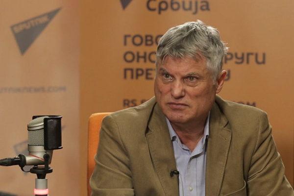 МИРОСЛАВ ЛАЗАНСКИ БРУТАЛНО ИСКРЕН: Голман ВК Црвена звезда, Црногорац, испао је…