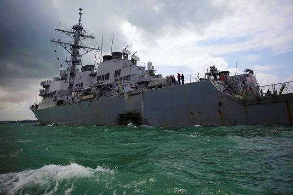 Američka ratna mornarica obustavila sve operacije po svetu