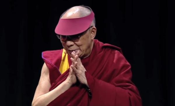 ZEN LUPETANJE: Dalaj Lama želi štab NATO alijanse u Moskvi!