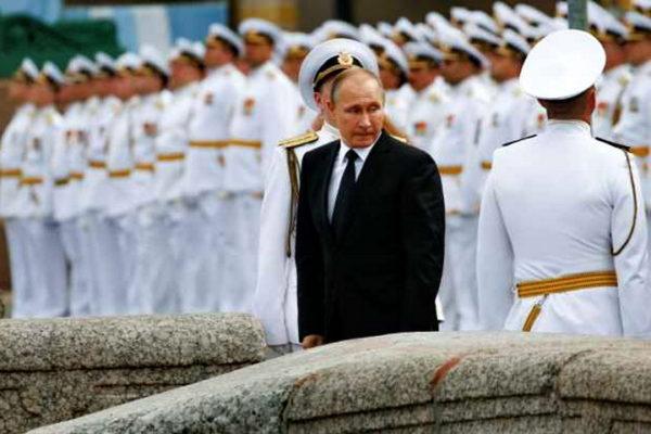 ВОЈНИ ЕКСПЕРТ БРУТАЛНО ОДГОВОРИО СТОЛТЕНБЕРГУ: Руски медвед ће разбити зубе НАТО-у у црноморском региону