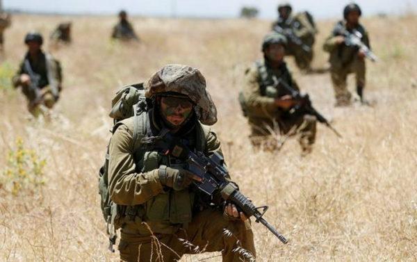 ИЗРАЕЛ СЕ СПРЕМА ЗА РАТ! Дигнут и резервни састав, трупе су на граници! (ВИДЕО)