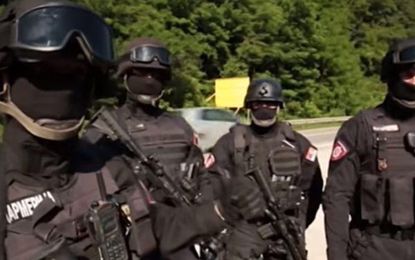HAOS I PANIKA NA KOSOVU! Srpska ŽANDARMERIJA na Kosovu