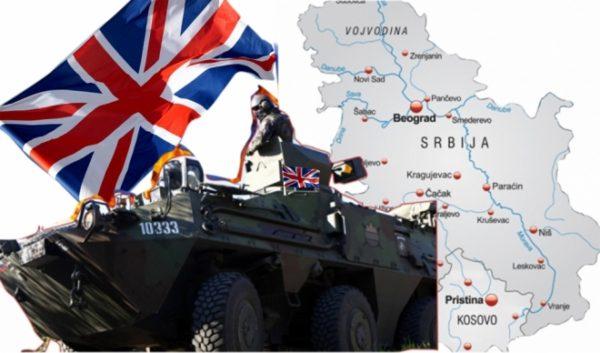 ЛОНДОН ПОКАЗАО ДА НАМ ЈЕ ВЕЋИ НЕПРИЈАТЕЉ И ОД ХРВАТА: Британија спрема удар на Србију!