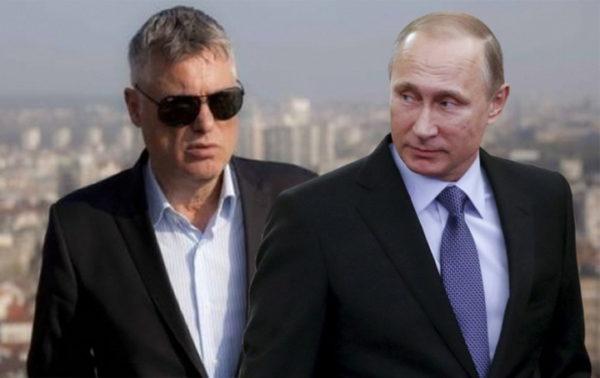 MIROSLAV LAZANSKI: Tajna Putinovog crnog kofera