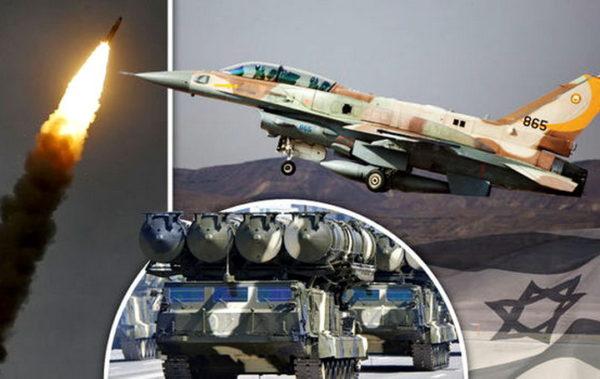 UBICE S-300?! Izraelci RAKETIRALI Siriju NAJNOVIJIM PROJEKTILOM, Rusi IMAJU ODGOVOR na SUPERSONIČNU ZVER