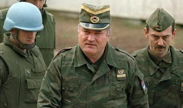 OSUĐEN ZA ZLOČINE KOJIH NEMA U OPTUŽNICI: Ratko Mladić kriv i za ubistva dok nije bio u BiH