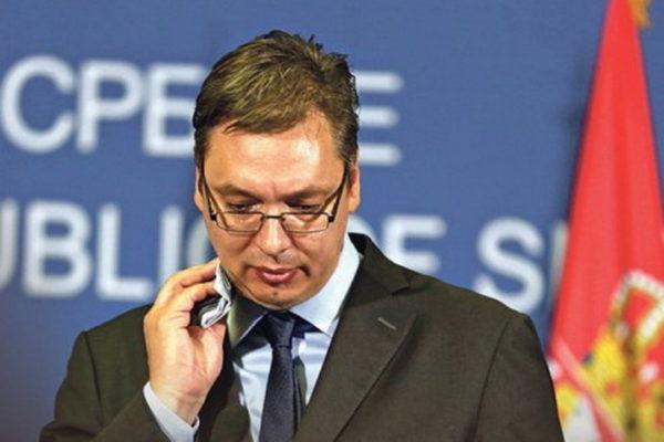 OPASNE NAMERE: Šta je šef MI-6 došapnuo Vučiću?