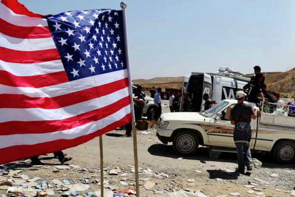 """РУСИ ТВРДЕ: Америка у Сирији ствара нову """"ИСЛАМСКУ ДРЖАВУ"""""""