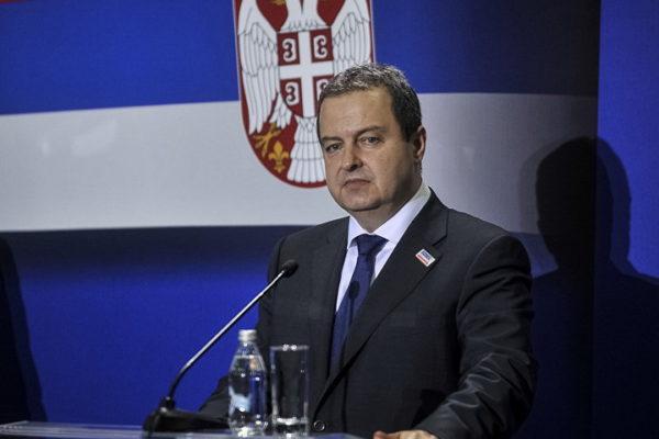 Ивица Дачић изабран за председника Скупштине Србије