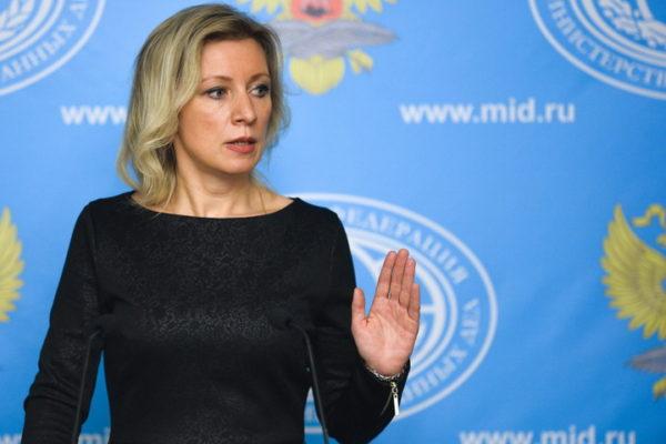 ЗАХАРОВА УНИШТИЛА БОРИСА ЏОНСОНА: Он је рекао да је Русија агресивна као Спарта, а она му је одговорила …