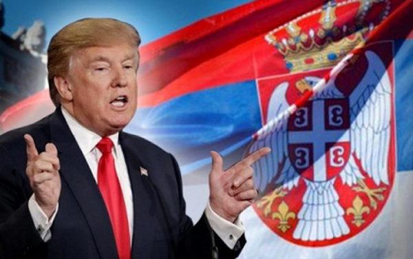 ШТА ТО ТРАМП ПОКУШАВА СА СРБИЈОМ?