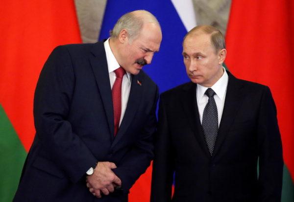 RUSIJA O ZAJEDNIČKOJ državi sa Belorusijom