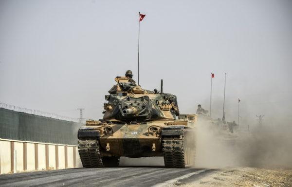 TURSKA VOJSKA krenula u napad na ASADOVU VOJSKU
